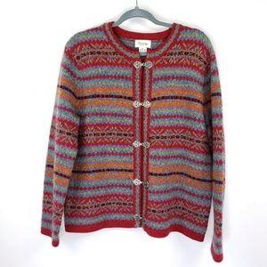 Cambridge  100% wool sweater